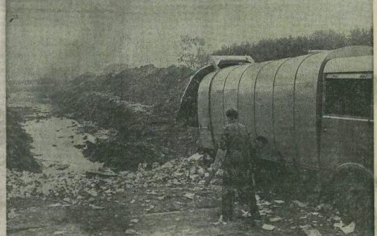 Bult-blog (4): Wat lekt er uit een oude vuilnisbelt?